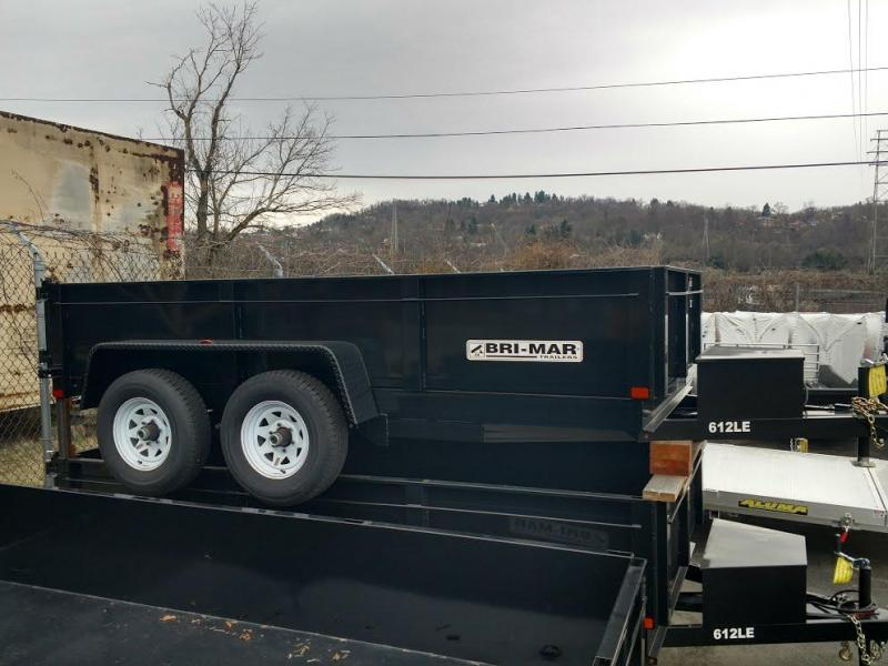 2018 Bri-Mar DT6X12LP-10 Dump Trailer