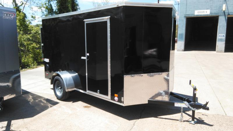 2016 Bravo Trailers SC612SA Enclosed Cargo Trailer