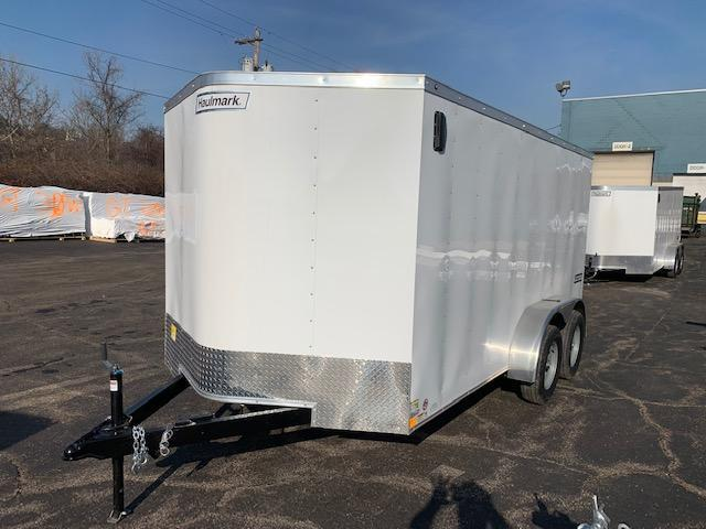 2019 Haulmark PP714T2 Enclosed Cargo Trailer