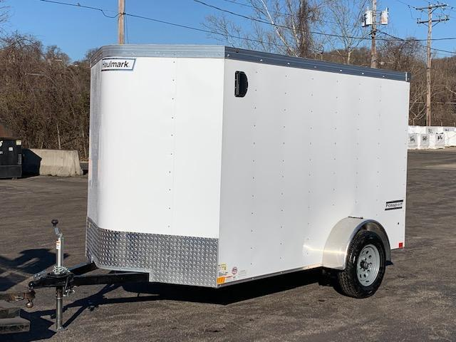 2019 Haulmark PP610S2 6X10 Passport Enclosed Cargo Trailer
