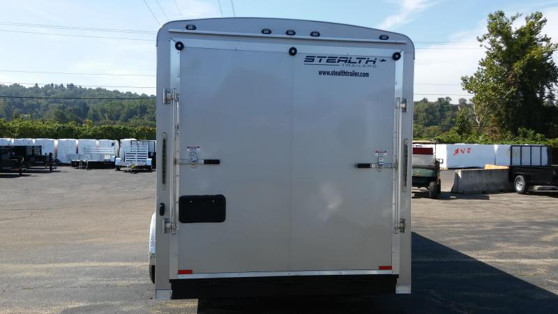2018 Stealth Trailers Liberty Round Top Enclosed Cargo Trailer