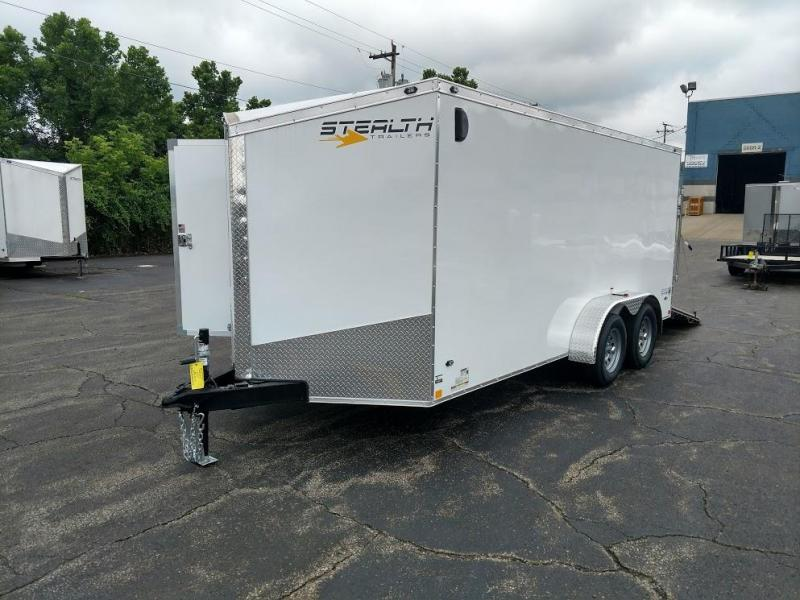 2019 Stealth Trailers 7X16 Titan Series Enclosed Cargo Trailer