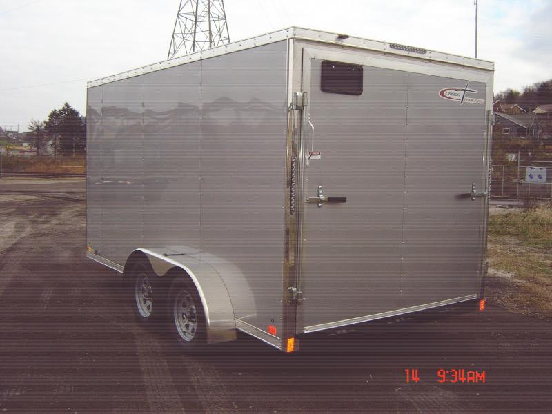 2018 Cross Trailers 714TA-ALPHA Enclosed Cargo Trailer