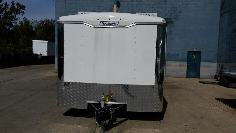 2016 Haulmark TST85x16WT2 Enclosed Cargo Trailer