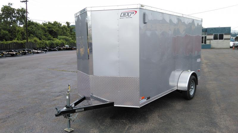 2017 Bravo Trailers ST612SA Enclosed Cargo Trailer