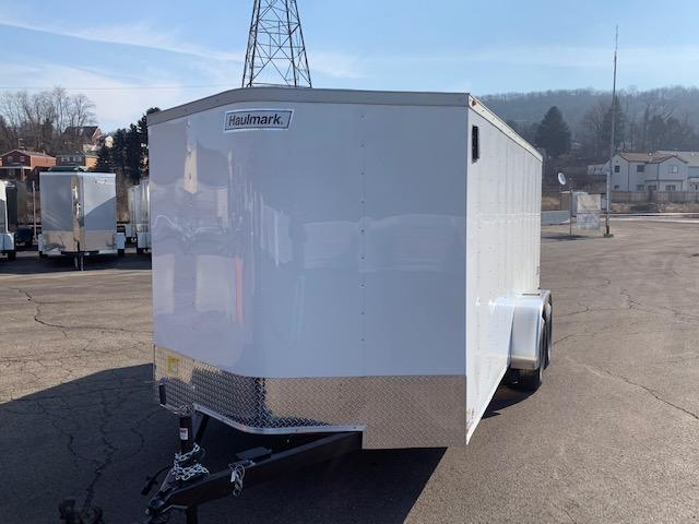 2019 Haulmark 7 X 16 Enclosed Cargo Trailer
