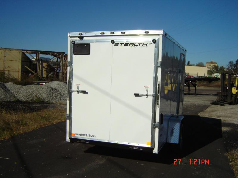2018 Stealth Trailers STSE612SA Enclosed Cargo Trailer