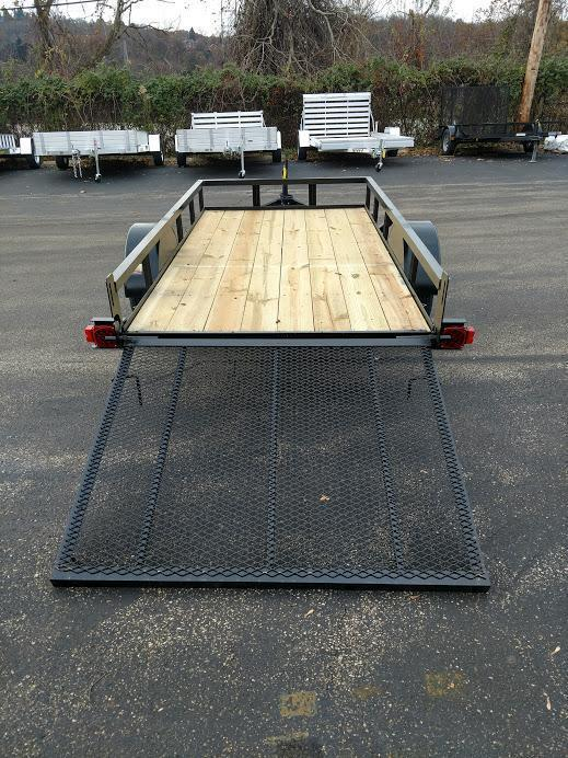 2019 Currahee L510 Utility Trailer