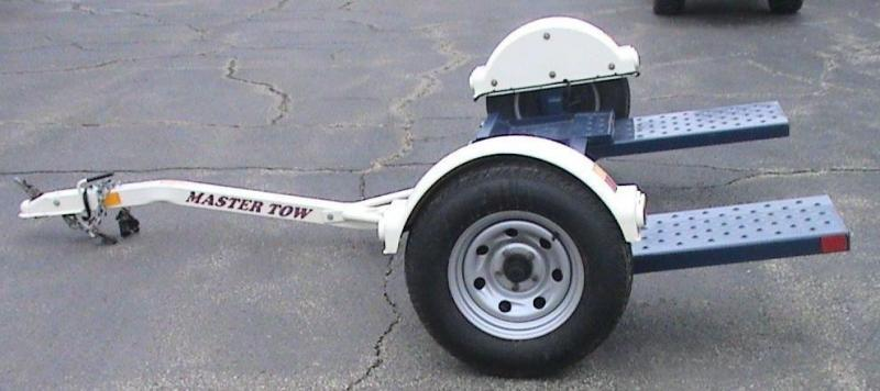 2016 Master Tow 80THDSB Tow Dolly