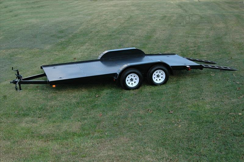 2019 Currahee 82X18  Car / Racing Trailer
