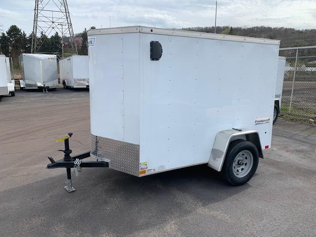 2019 Haulmark Trailers PPT5X8DS2 Enclosed Cargo Trailer