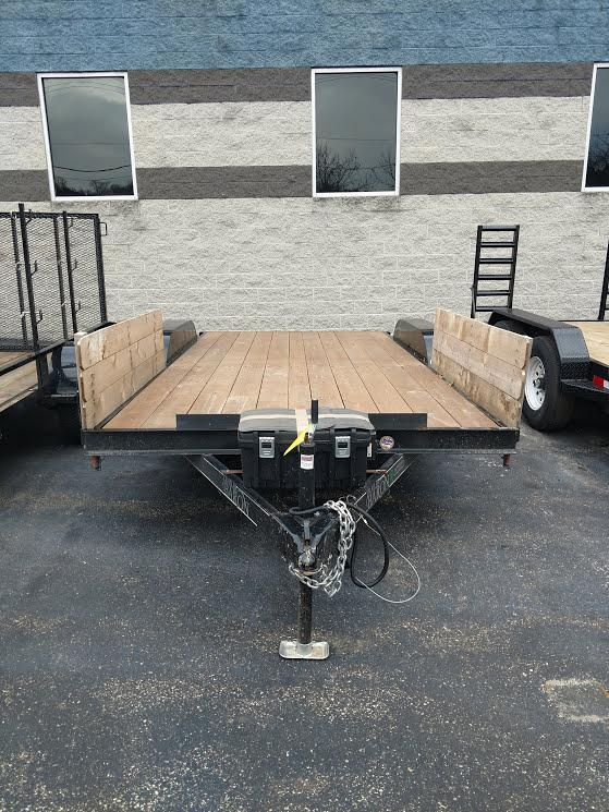 2018 Quality Trailers Car / Equipment Hauler Utility Trailer