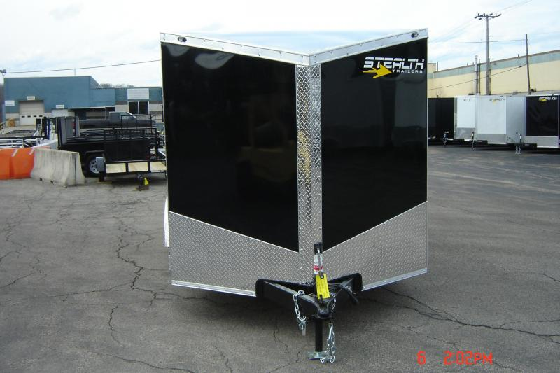 2019 Stealth Trailers 7X14 Titan STT Enclosed Cargo Trailer