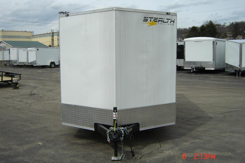 2018 Stealth Trailers 7x14 Mustang Series STET714TA2 Enclosed Cargo Trailer