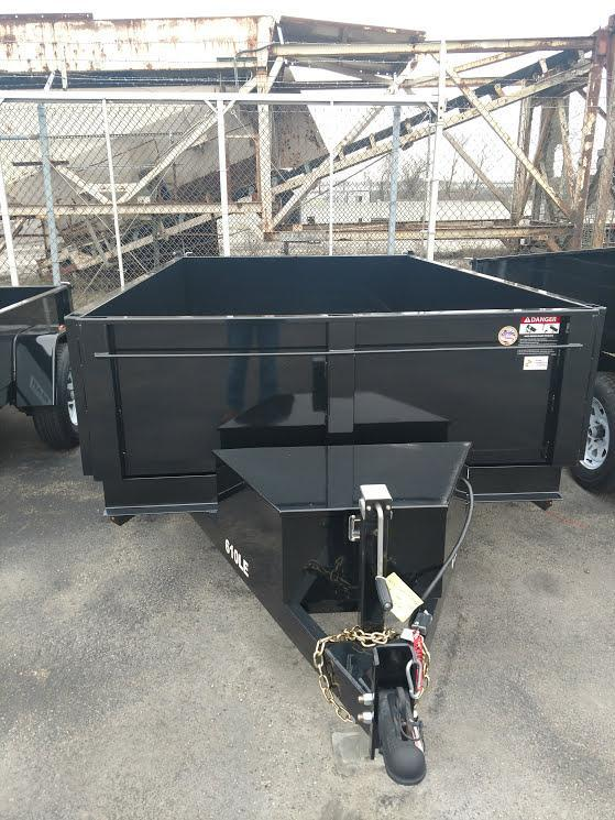2016 Bri-Mar DT610LP-LE-10  Dump Trailer