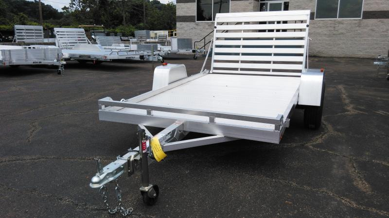 2017 Aluma 68 X 10 Heavy Duty Utility Trailer