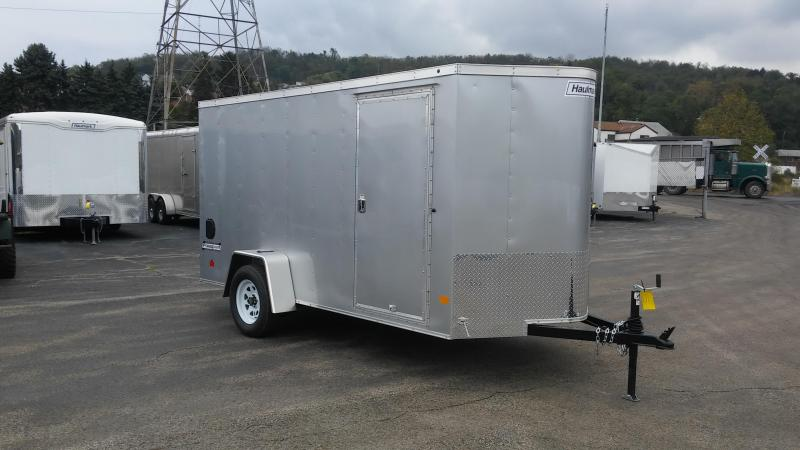 2018 Haulmark PPT6X12DS2 Passport Enclosed Cargo Trailer