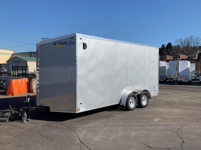 2020 Stealth Trailers 7X16 Titan STT Enclosed Cargo Trailer