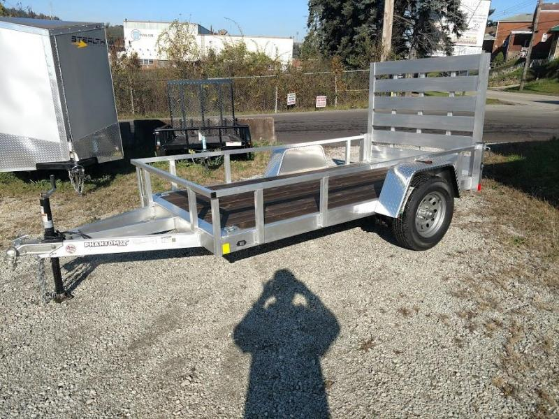 2019 Stealth Trailers 5 X 10 SPAO510SA Aluminum Utility Trailer