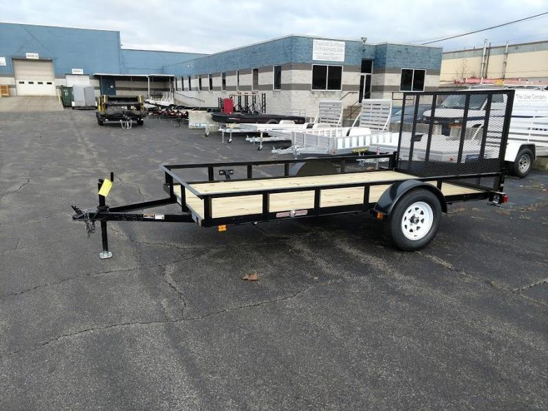 2020 Currahee L612 Utility Trailer