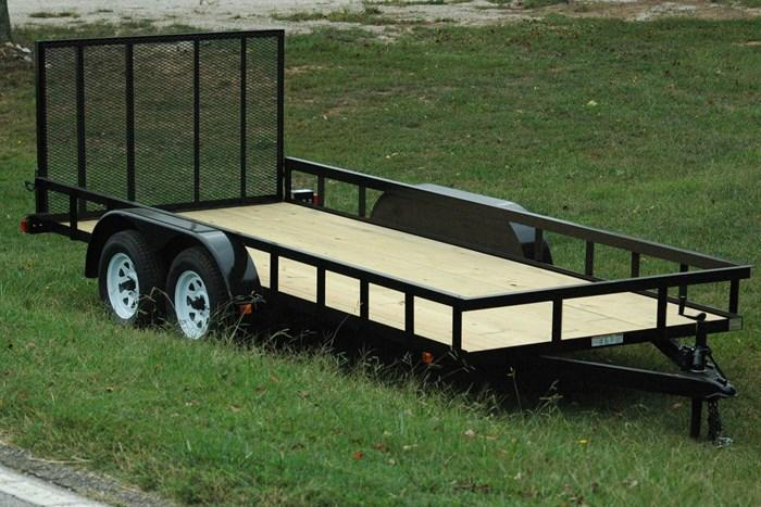 2018 Currahee LD618 Utility Trailer