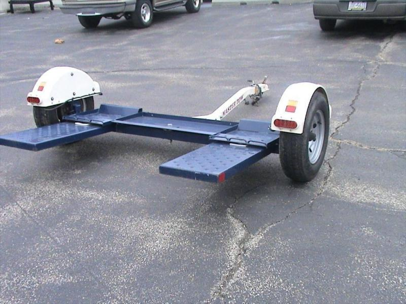 2015 Master Tow 80THDEB Tow Dolly