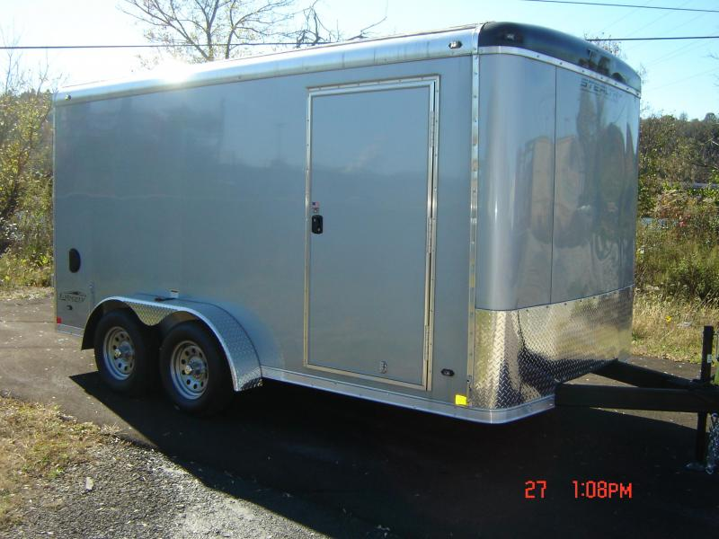2018 Stealth Trailers 7X14 LIBERTY Enclosed Cargo Trailer