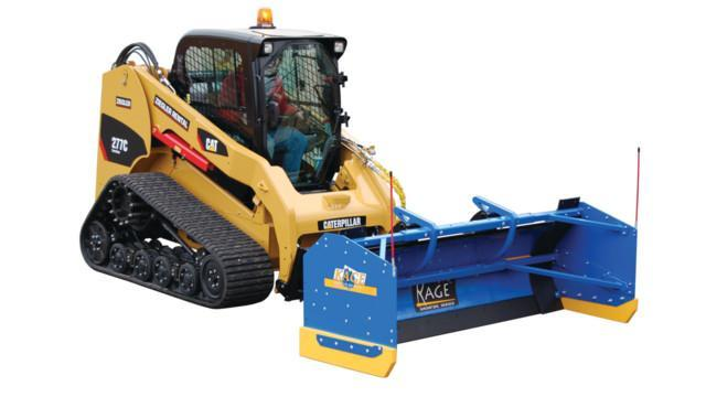 2018 Other KAGE 9 PLOW/BOX Snow Plow