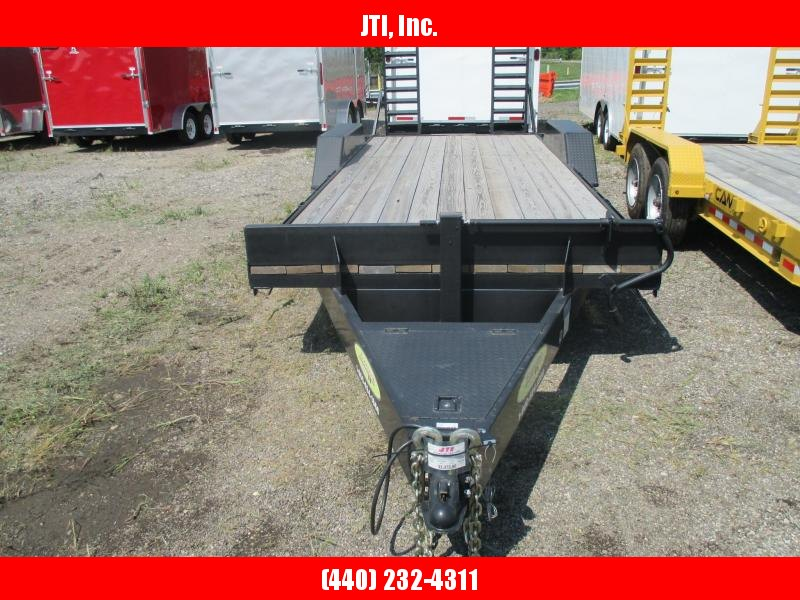 2017 Econoline 20' Equipment Trailer