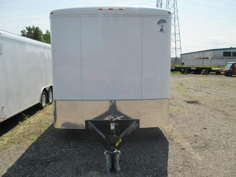 2018 Atlas 8.5' x 16' Cargo Trailer