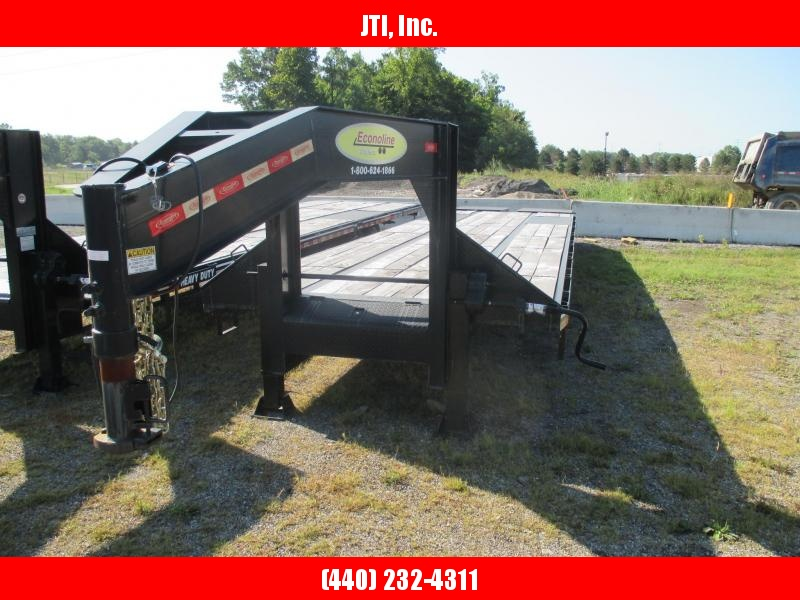 2017 Econoline 35' Equipment Trailer