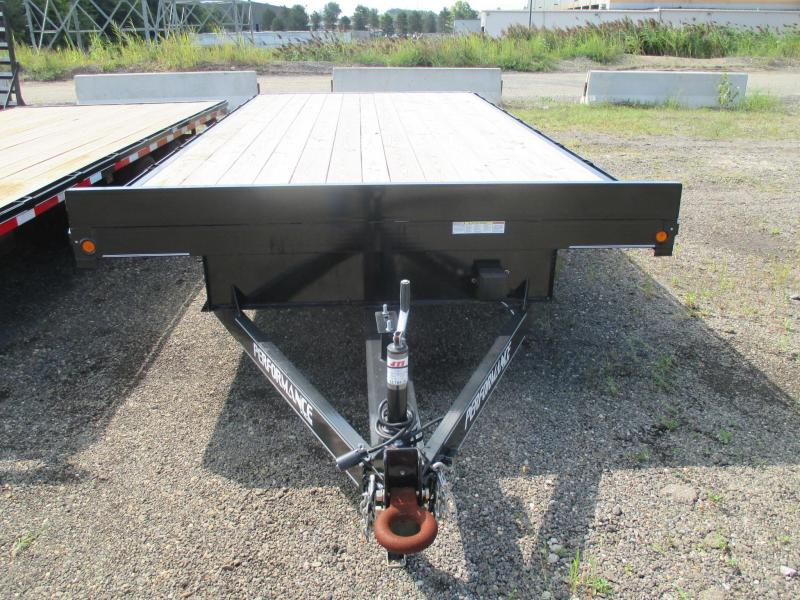 2018 Parker 8.5' x 18' Equipment Trailer