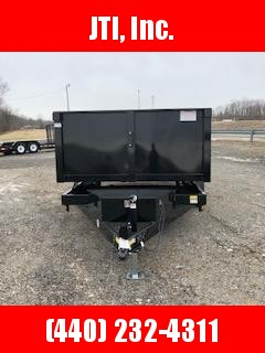 "2017 Quality Steel 83"" x 14' Dump Trailer"