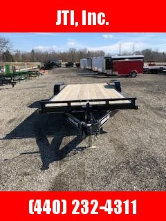 2018 Parker 7' x 20' Car Hauler Trailer