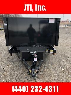 "2019 Quality Steel 72"" x 12' Dump Trailer"