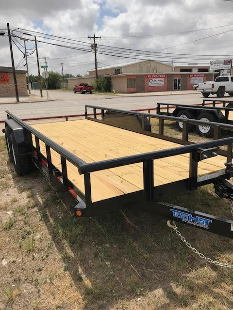 2018 Top Hat Trailers LH Utility Trailer