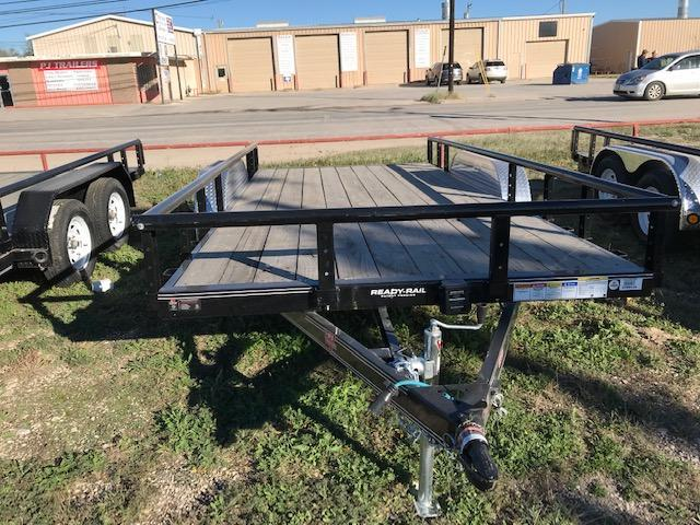 2018 Top Hat Trailers Xl PIPE UTILITY Utility Trailer