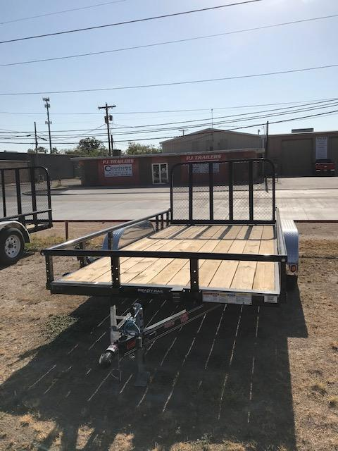 2018 Top Hat Trailers lite duty utility Utility Trailer