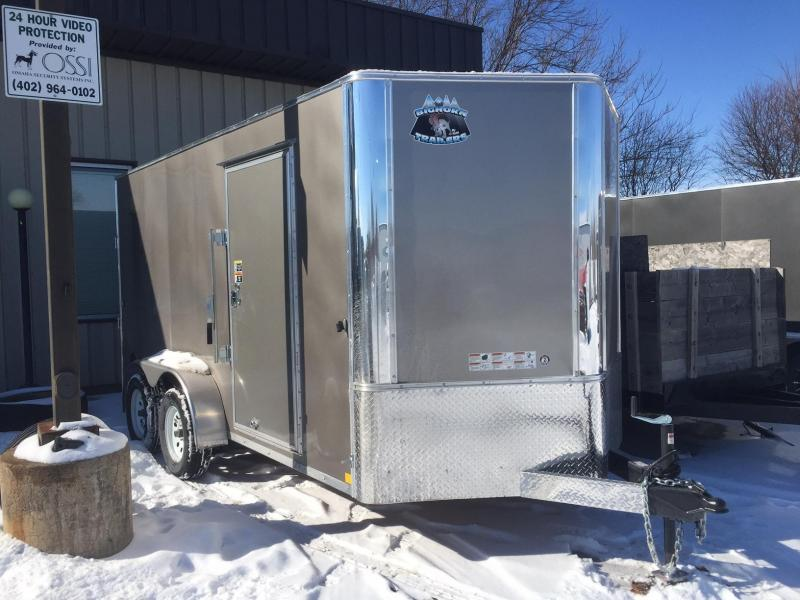 2018 RM Manufacturing EC 14 TA Enclosed Cargo Trailer