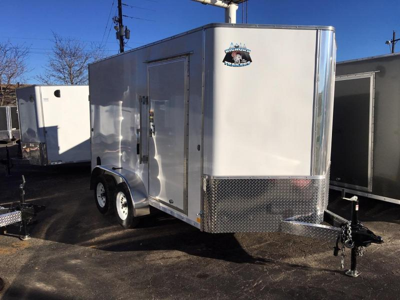2019 R&M Manufacturing 7x12 TAS Enclosed Cargo Trailer-WHEAT RIDGE