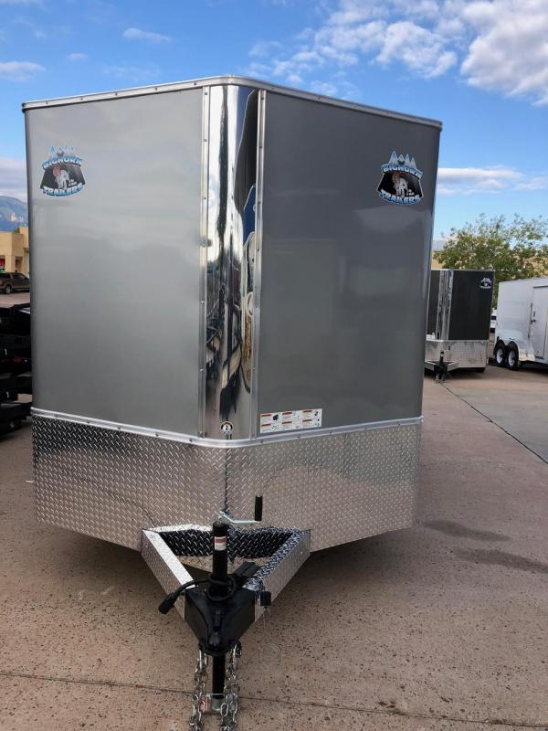 2019 R and M Manufacturing 7x14 TAS Enclosed Cargo Trailer-CO Springs