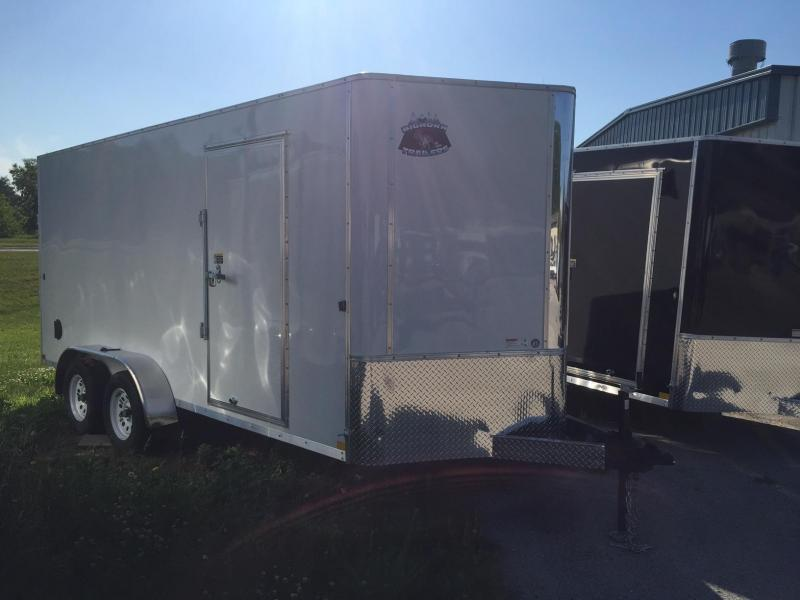 2018 Other Big Horn Standard Enclosed Cargo Trailer