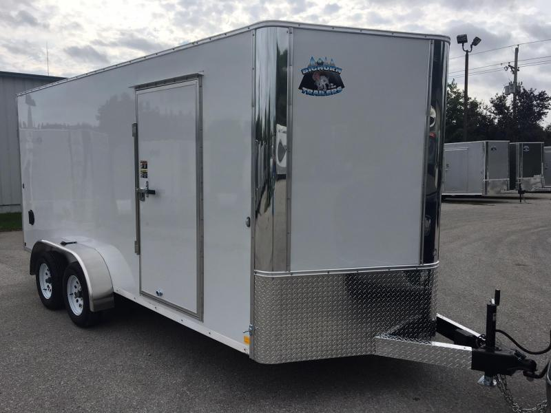 2019 R and M Manufacturing EC 7 16 TAS Enclosed Cargo Trailer