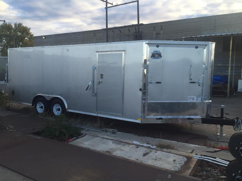 2018 Other 8.5x20 Snowmobile 10K Enclosed Cargo Trailer