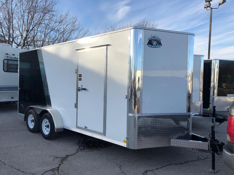 2019 R and M Manufacturing EC 7 16 TA Enclosed Cargo Trailer