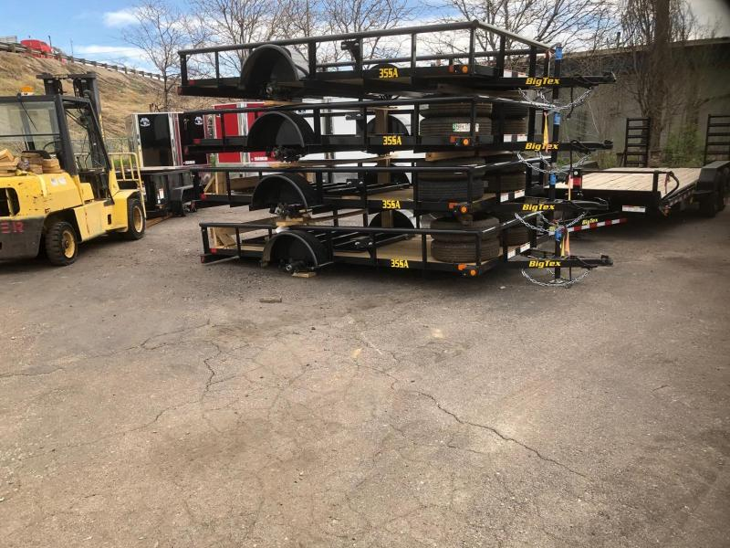 2020 Big Tex 35SA-14 ATV Trailer-WHEAT RIDGE