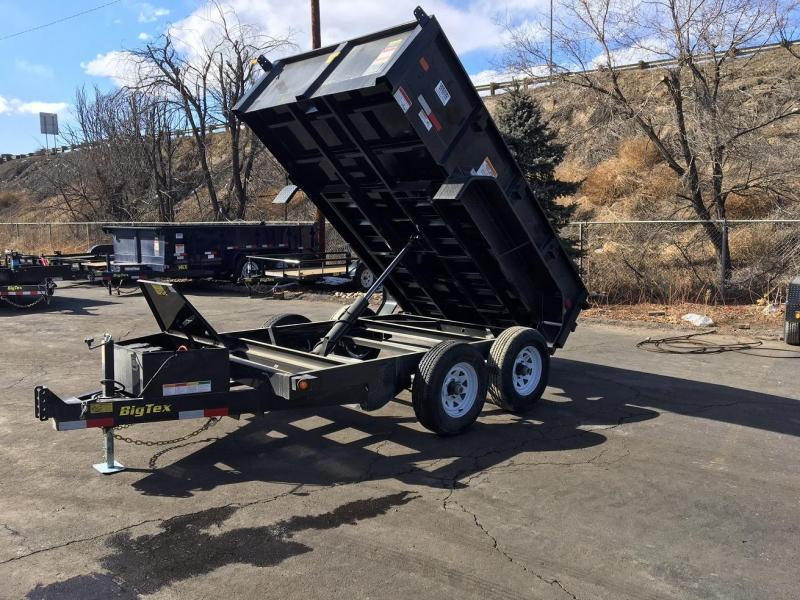 2018 Big Tex Trailers 90SR-10 Dump Trailer-WHEAT RIDGE