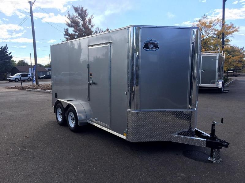 2019 R&M TAC Enclosed Cargo Trailer-WHEAT RIDGE
