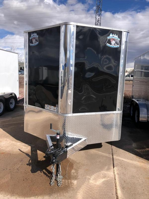 2020 R&M 7x14 v-nose TAC Enclosed Cargo Trailer-CO Springs