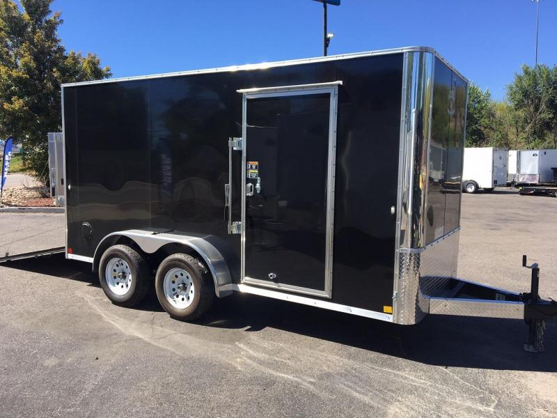 2019 R and M Manufacturing EC 6 14 TA (Contractor Grade) Enclosed Cargo Trailer-Wheat Ridge